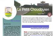 Le Petit Choudayien n°6