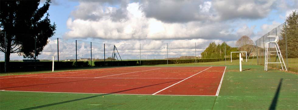 Court de Tennis de Chouday