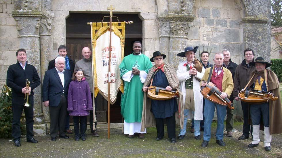 Comité St Vincent – St Blaise Ségry Chouday