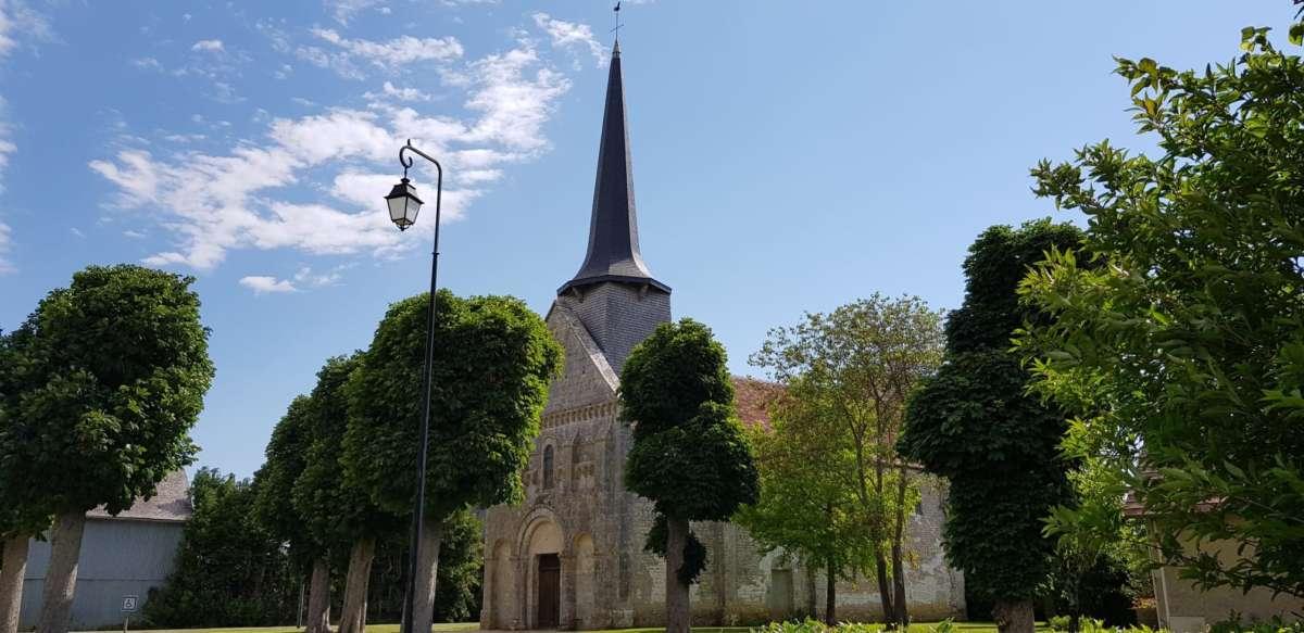 Eglise Chouday