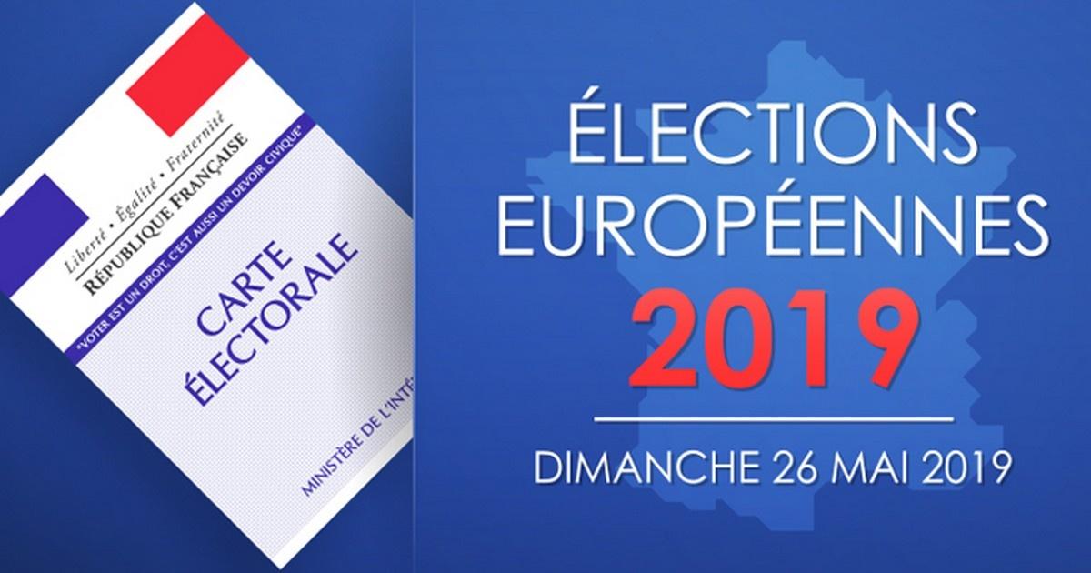 Résultats Chouday: Elections européennes du 26 Mai 2019