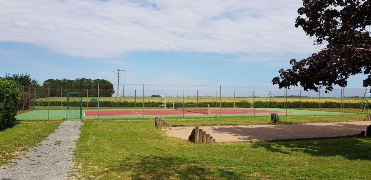 Terrain Tennis Chouday