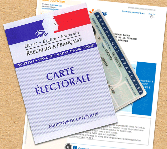 Liste Electorale Carte Election