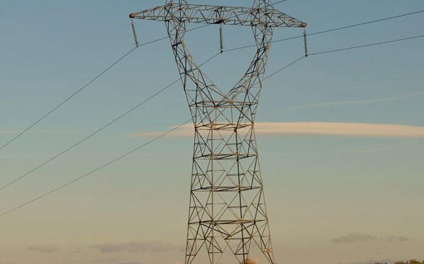 Rénovation de la ligne électrique  très haute tension de