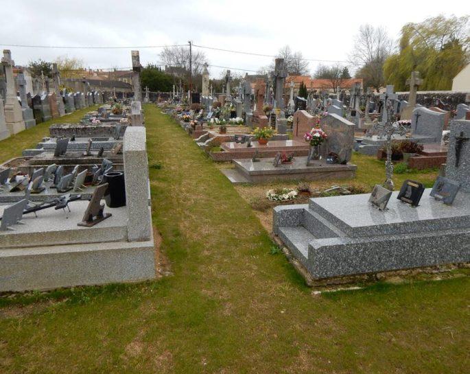 Le cimetière au centre de toutes les préoccupations