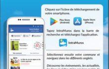 NOUVEAU: Application IntraMuros