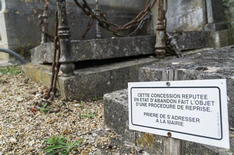 Opération de réhabilitation du cimetière communal