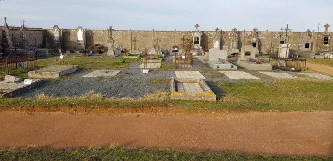 Reprise de sépultures en Terrain commun