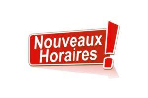 Changement d'horaires de la Trésorerie d'Issoudun